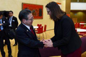 MEPs set EU-Japan EPA on track for December ratification