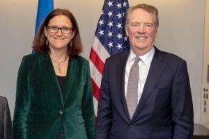 USTR takes maximalist line ahead of EU trade talks
