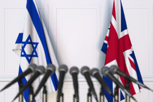 UK-Israel rollover deal agreed in principle – with few details