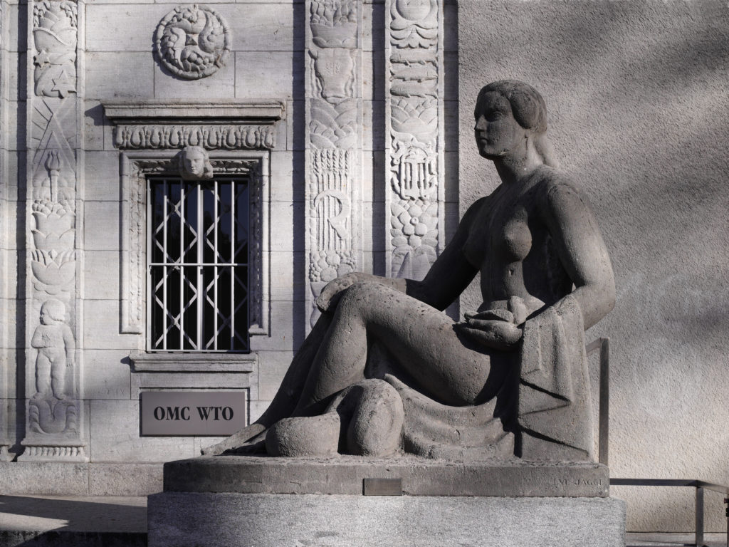 Justice by Luc Jagi (1925) © WTO