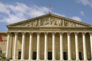 Assemblée Nationale - Palais Bourbon © Parisinfo