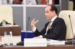 George Hollingbery, UK Minister of State for Trade, hinted that a UK-US FTA might take 10 years