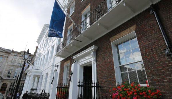 Chatham House - Global Trade 2019