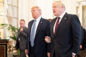 President Donald Trump said at G7: 'We're going to do a very big trade deal – bigger than we've ever had with the United Kingdom'