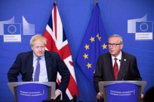 UK and EU emphasise Canada-style FTA option, ditch Northern Irish backstop