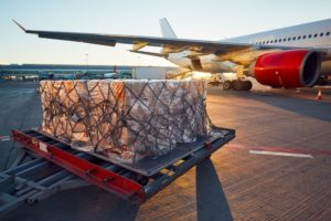 EU external border and air freight: next medical supply chain flash point?