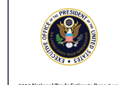 Blog: Highlights from this year's USTR National Trade Estimate's EU chapter