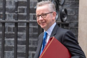 UK would accept EU tariffs to avoid 'level playing field' commitments – Gove