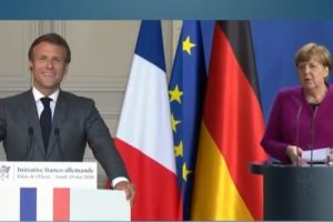 France, Germany on medical supply chains, Schengen, WTO health initiative