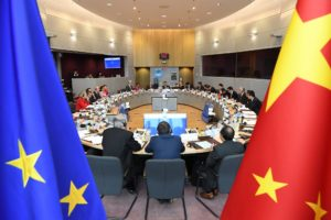 EU China investment agreement – where are negotiations at?