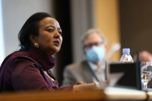WTO director-general candidate Amina Mohamed: I have a record and it's good