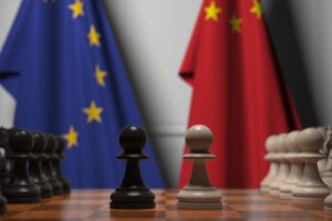 China turns up volume on EU business environment for its companies