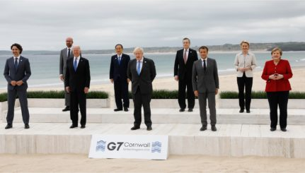 G7 and trade policy: What leaders did not say