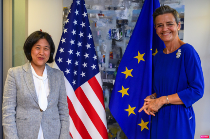 INTERVIEW – EU-US relations and the digital economy: politics, tech or trade?