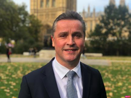 Angus MacNeil: United Kingdom lacks a trade policy strategy